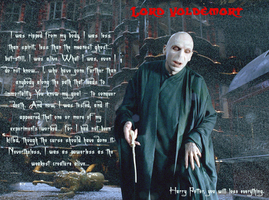 Lord Voldemort Is Back... by Purrbaby101