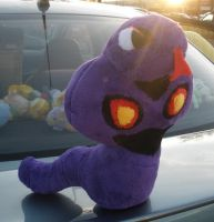 Arbok in the sun by GlacideaDay