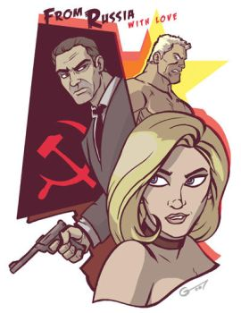 From Russia With Love by grantgoboom