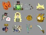 Zork of July- Icons by Zubby