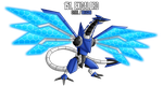 Fakemon: 151 - Legendary Excalibur by MTC-Studio