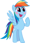 Rainbow Dash - She had a Fangasm by Firestorm-CAN