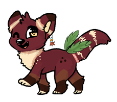 Adoptable auction -end- by Naeezadopts