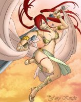 The Fairy Knight by Gray-Fullbuster