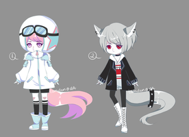 [ADOPT 110-111][CHANGED TO SET PRICE][OPEN 1/2] by tomiden