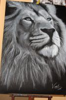 The Lion by ca5per
