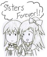 Yuanji-Ichi *Sisters Forever by gaming123456