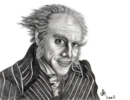 Count Olaf by reveur-artiste
