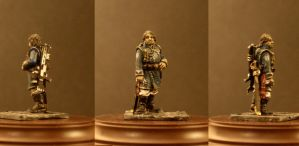 Imperial Naval Officer by JDAtrocityExhibition
