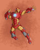 IronMan by COLOR-REAPER