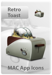 Toast Icon by LoafNinja