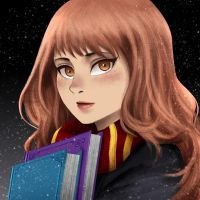 Hermione Granger by gin-1994