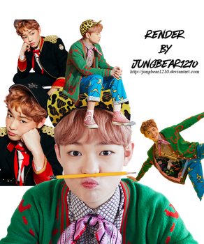 NCT Chenle Png by jungbear1210