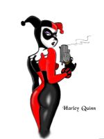 Harley Quinn by foshizzle383