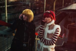 Matt and Mello #5 by Tovarish-N
