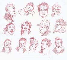 Faces by PeopleEveryday