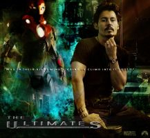 The Ultimates wallpaper - Irm by Imperium-Hero