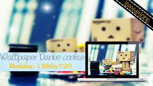 WallPaper Danbo Cookie by Isfe