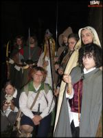 Gruppo Cosplay LOTR Lucca 2012 20 by LizCosplay1982