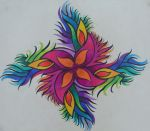 Prismacolor Flower by Josephine9606