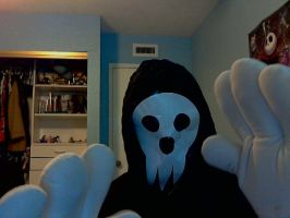 Fully Homemade Lord Death by DoctorBizzaro