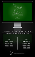 L.L.P. - Wallpaper Pack by kr8v