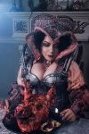 Warhammer 40,000 Cosplay Corrupted Imperial Noble by alberti