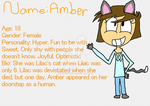 Amber REF by Cupcake-Angels
