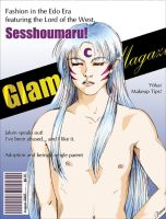 Glamour Sesshoumaru by s2kitty