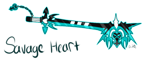 .:SavageHeart Accessory:. by Vinabe