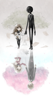 [SPOILERS!!!!!] Deemo 2.0 Fan Art by Tyrannosaurus-Resh