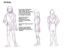 Concept - Zevran by wunleebuxton