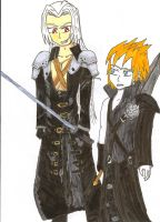 Cosplay FFVII Style by QweXTheXEccentric