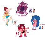 Steven Universe: Steven Fusions by dou-hong