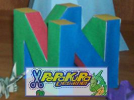 N64 Logo PePaKuRa File by billybob884