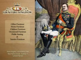 Furniture KingdomPoster by aa3