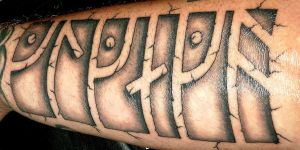 Runes 2 by DarkSunTattoo