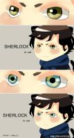 Sherlock by Fish0w0