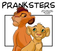 Pranksters cover by Juffs