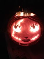 Sally pumpkin by imacetra