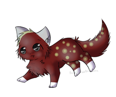 Red Kitten Adopt - OPEN! by FrostDragon-Adopts