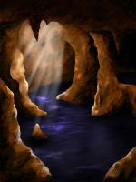 Cave by Ajna357