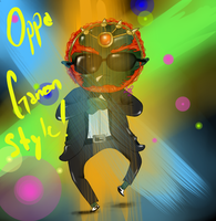 Oppa Ganon Style by Macabrelle