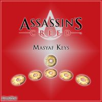 ACR: Masyaf Keys 'Replica' by DecanAndersen