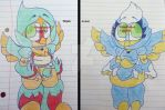 Miguel -X- Nervous Bird ship babies~ by PitterPatterCamelle