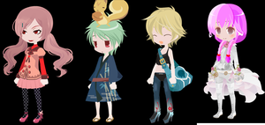 Adopt Batch (closed) by FREE-MAKER-ADOPTS
