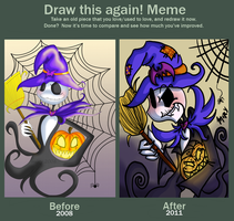 Meme- Before After by DarkChocolateCandy