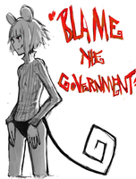 Blame the Government by madtoast