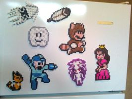 Perler Party by RaCHaeBBy