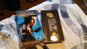 The World Is Not Enough VHS by canona2200